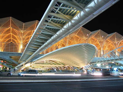Gare do Oriente | by hugo n.