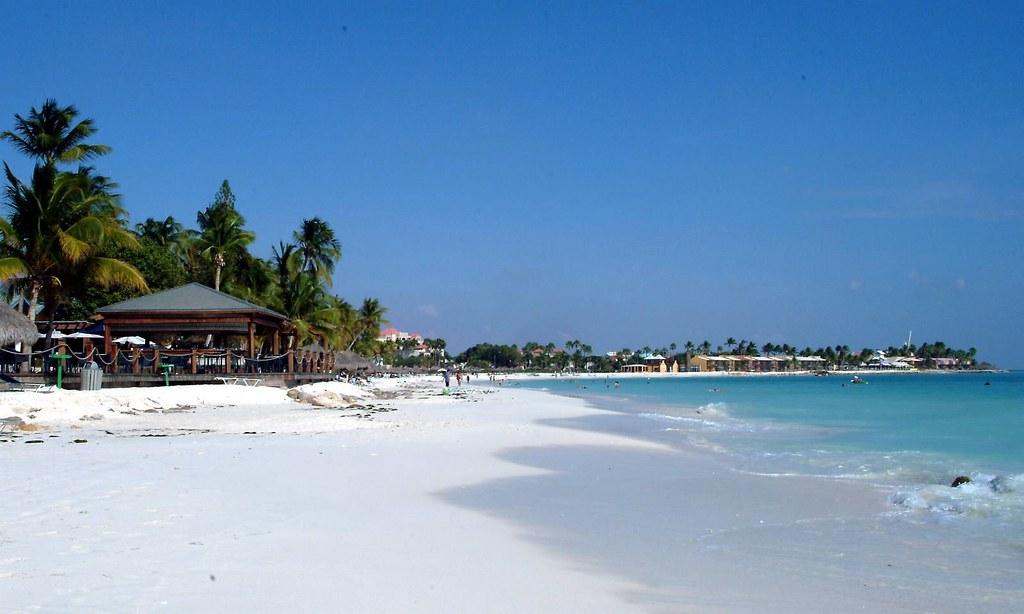 Carribbean Beach Resort In Room Dining