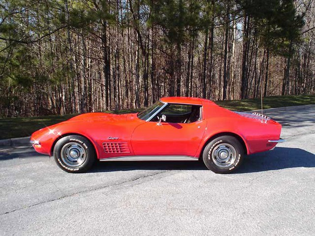 1972 red corvette stingray ant man flickr. Cars Review. Best American Auto & Cars Review