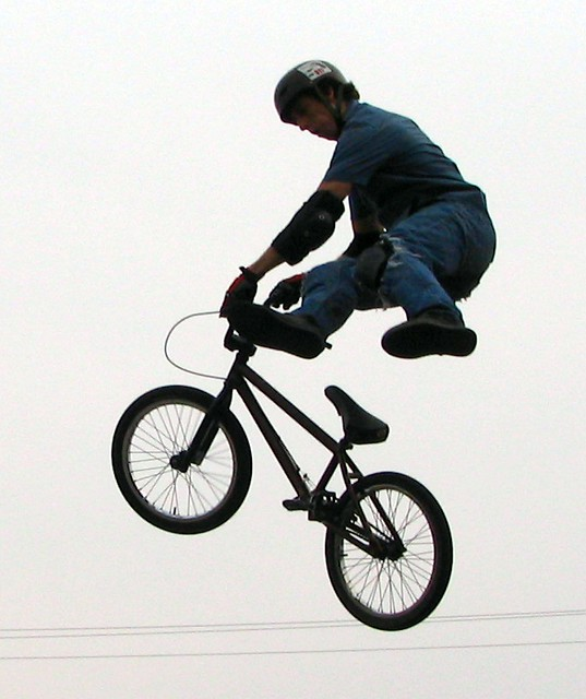 2006 Tn State Fair Bmx Stunt Show Brent Moore Flickr