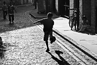 Street football IV | by fabbio