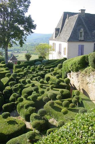 Les jardins de marqueyssac sandra fauconnier flickr - Les jardins de marqueyssac ...