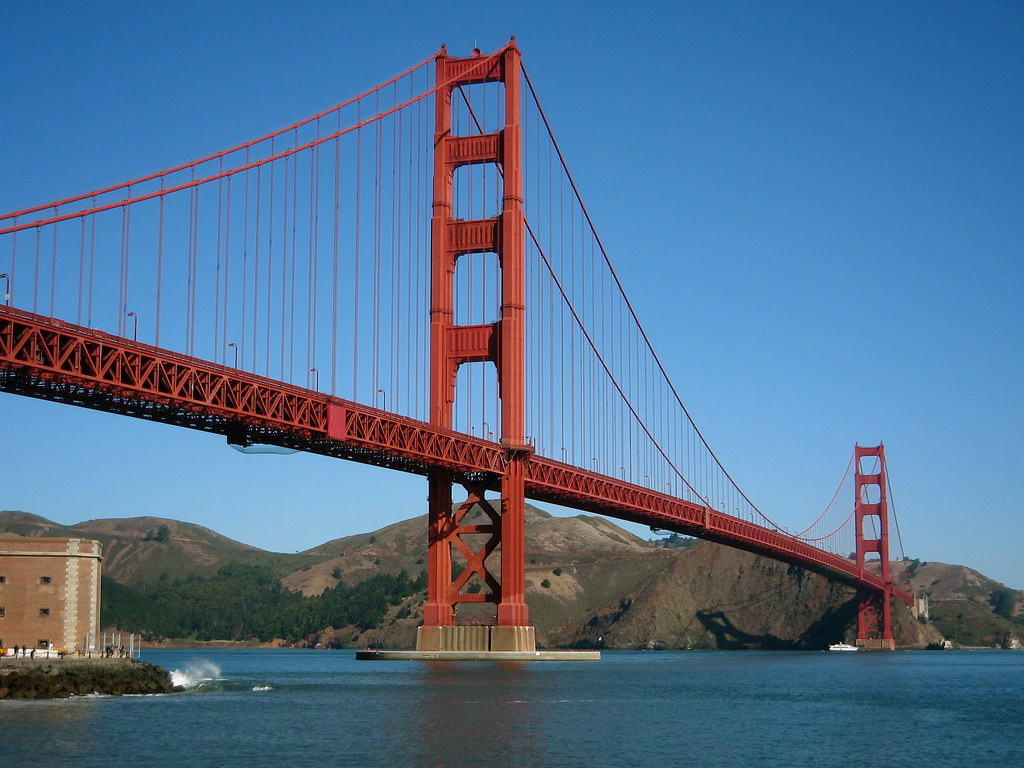 golden gate bridge fall
