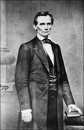 Matthew Brady Abraham Lincoln Called The Cooper Union