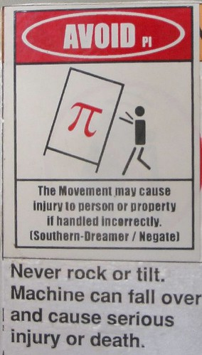 The danger of pi? | by WorldIslandInfo.com