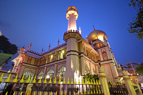 Masjid Sultan (Sultan Mosque) | by judhi