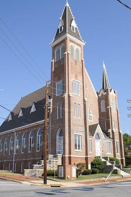 First Baptist Church 595 New St Macon Ga See Where