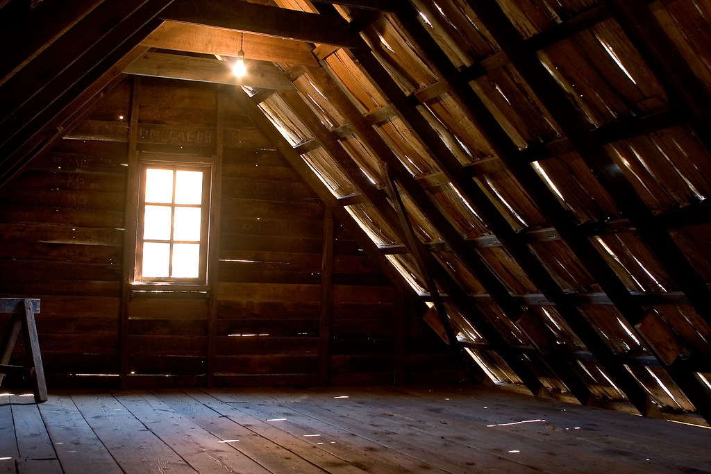 In The Attic Jimmy Joe Flickr