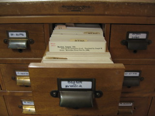 card catalogue | by ekpatterson