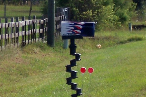 Cool mailbox nice paint job dreaman59 flickr for Coole hochbetten fa r teenager