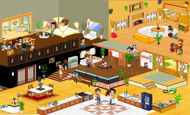 Mini room maker scenes original message from for Room creator free
