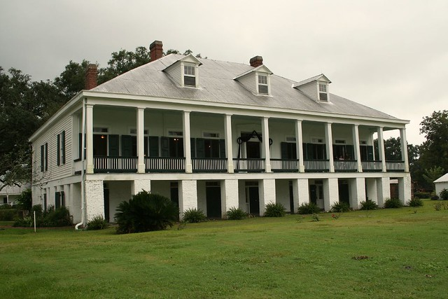St joseph plantation built in 1830 by french creoles as for Civil war plantation homes for sale