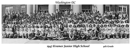 1947 Kramer Junior High class picture | by -kidagain-