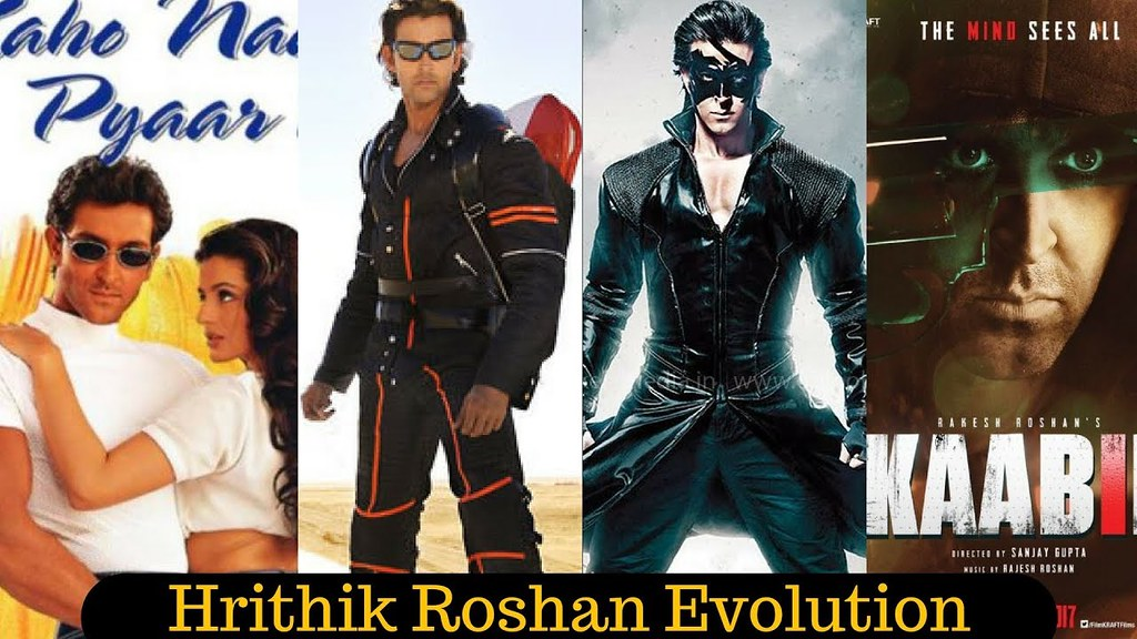 10 Hrithik Roshan Movies Every Bollywood Lover Should Watc… | Flickr