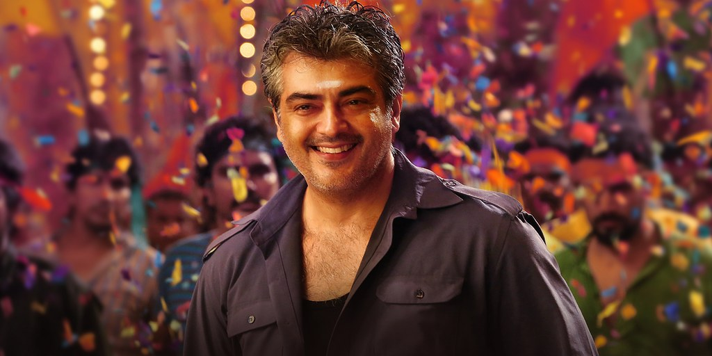Hd Thala Ajith Cute Attractive Look In Vedhalam Mobile Des Flickr