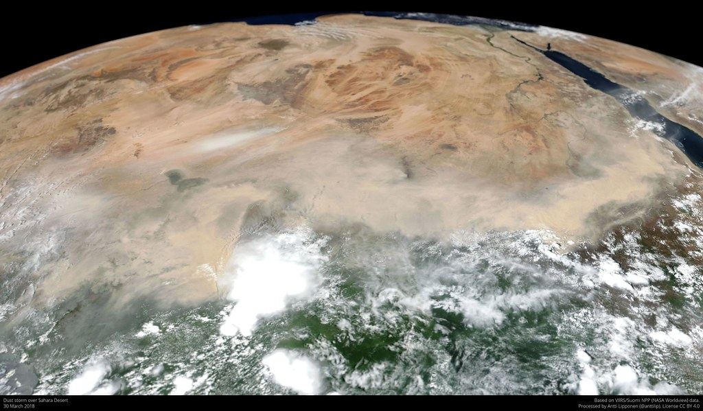 Image result for sahara desert dust storm