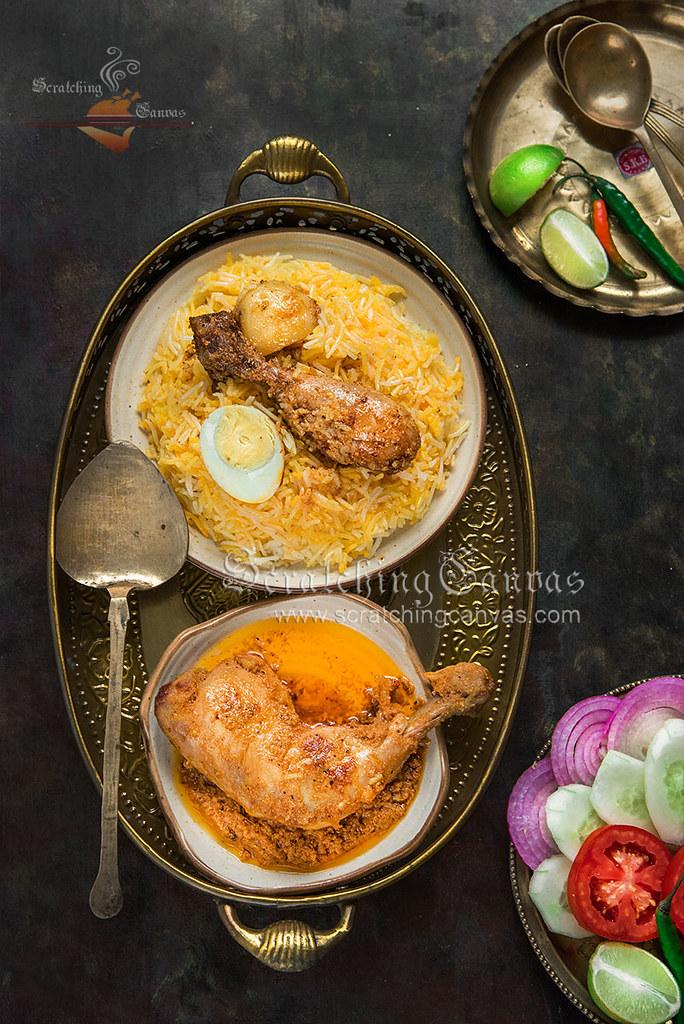 Kolkata Chicken Biryani Youtubewatchv3 Ijooprlm Flickr