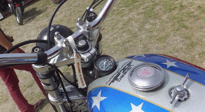 Honda 450 Café Racer préparation Motocyclettes PZF Design 41203152670_cc6ed97480_c