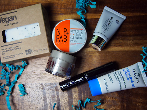 lfbeautybox-april-2018-products | by Murmiksen blogikuvat