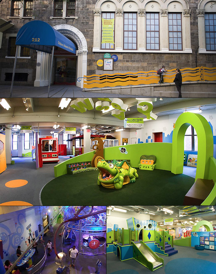 Childrens Museum of Manhattan  Five floors of fun
