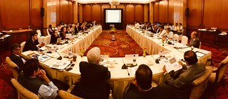 OECD High-level Roundtable on Fiscal Relations Across Levels of Government in New Delhi | by OECDtax