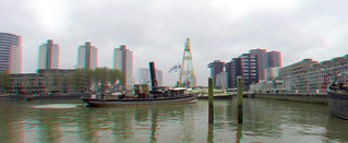 Leuvehaven Rotterdam 3D GoPro | by wim hoppenbrouwers