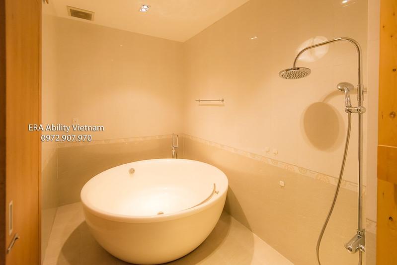 căn hộ Everich quận 10 bồn tắm