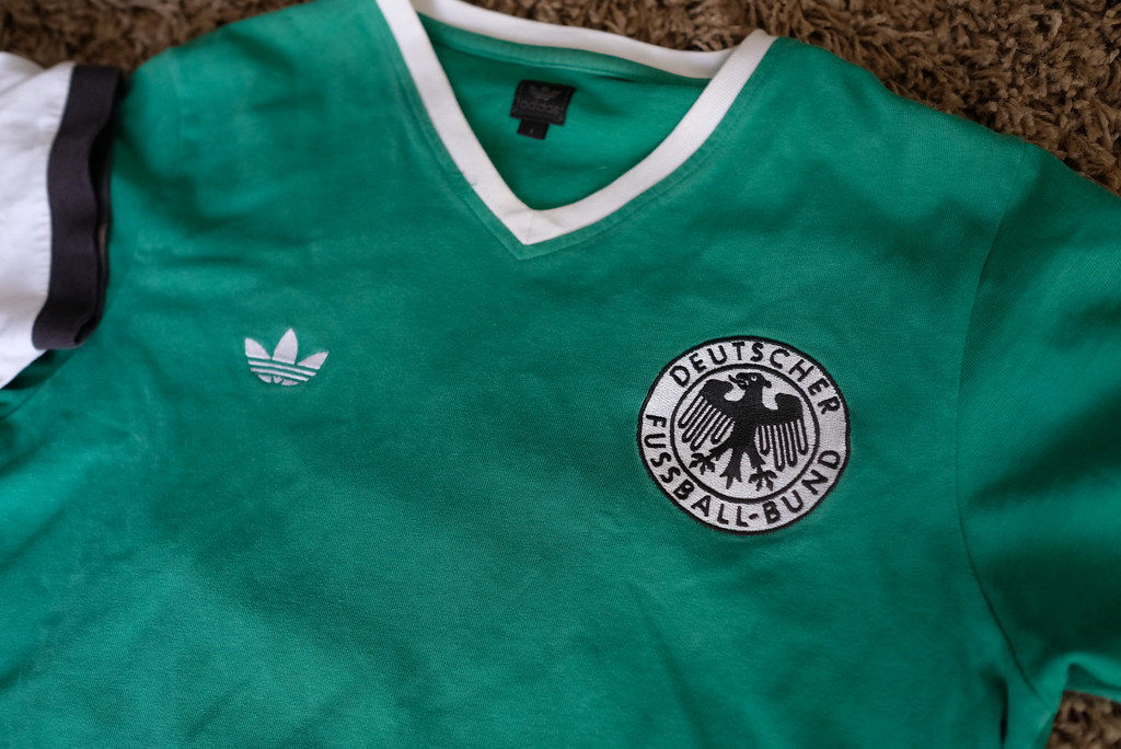 Adidas Originals Germany Football Shirt 1974 | fifa klose ba