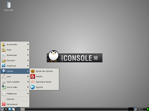 linuxconsole