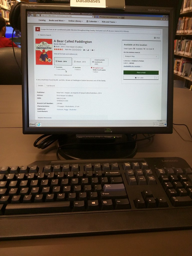 Photo Im At Kcls Newport Way Library 4sqcom8nnbi5 Mariusz
