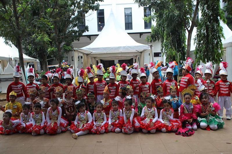 Meraih 9 Kejuaraan dari Kompetisi Kids Band Festival Piala Presiden