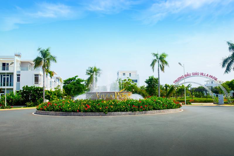 Bồn nước Villa Park