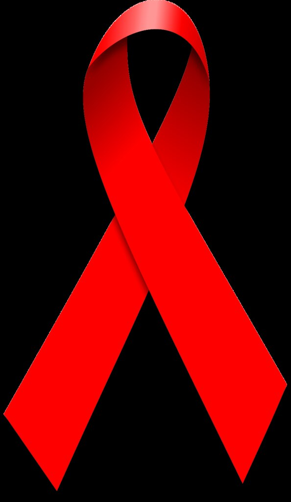 Hivaids Red Ribbon The Red Ribbon Is A Symbol For Solidar Flickr