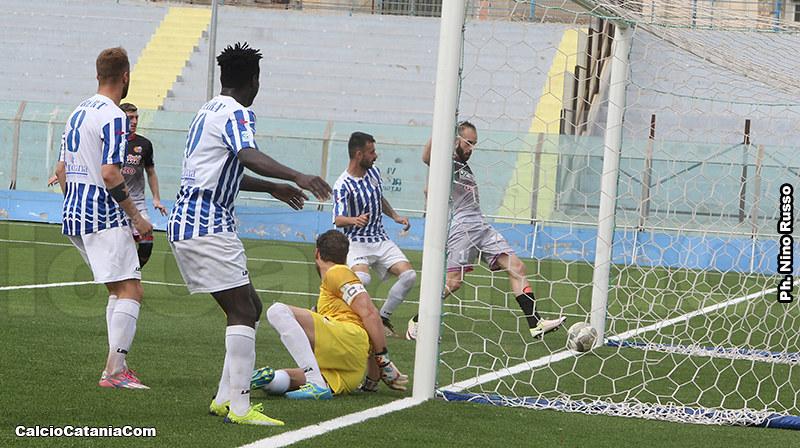 "Akragas-Catania 1-3: I rossazzurri espugnano il ""De Simone"""