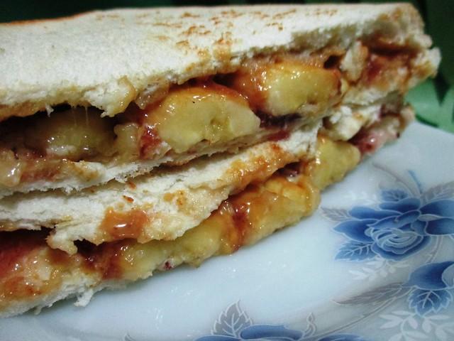 Elvis sandwich 2