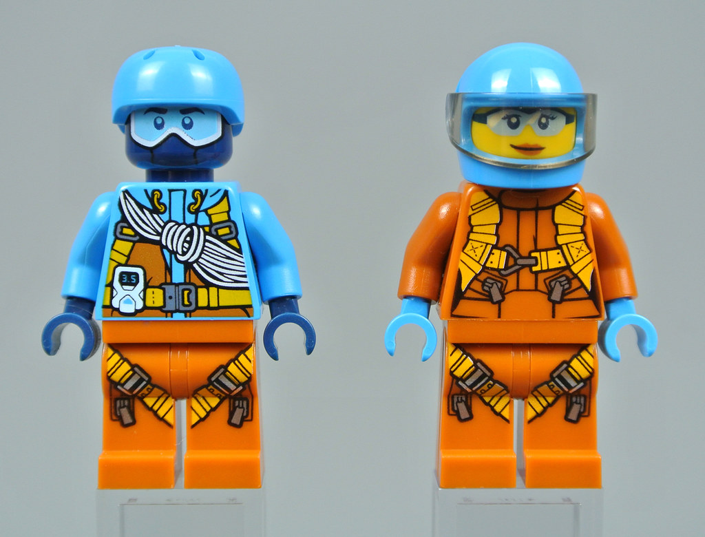 Lego City 60193 Arctic Air Transport Review Brickset