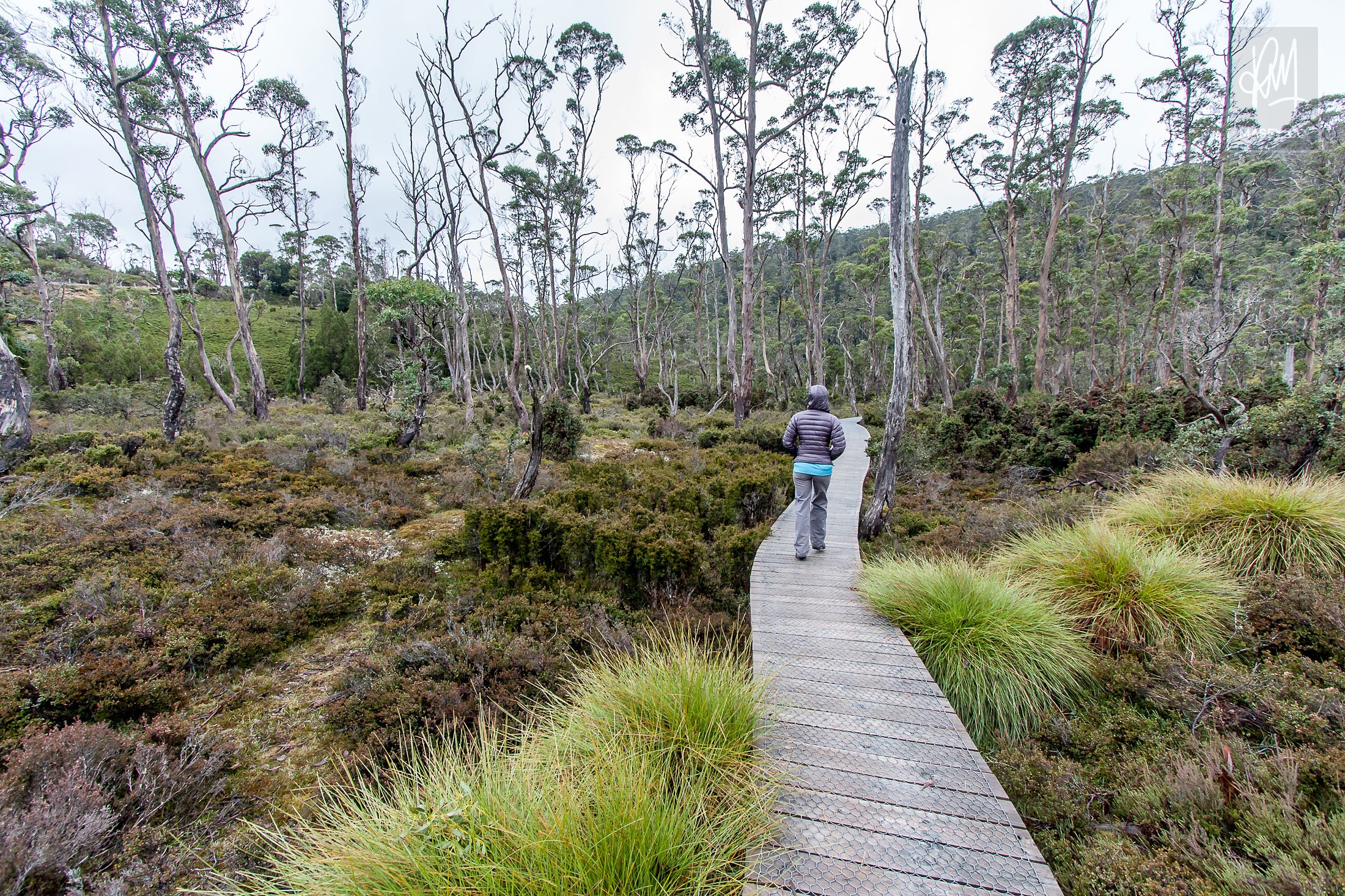 Plenty of eco-responsible trails throughout the National Park
