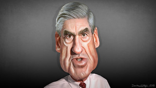 Robert Mueller - Caricature | by DonkeyHotey