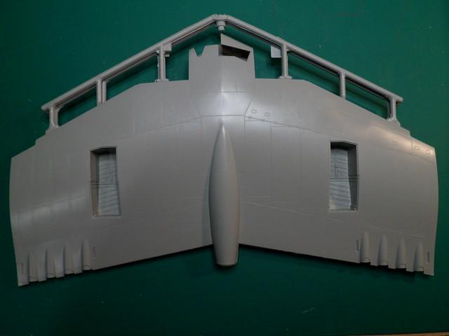 Ouvre-boîte Northrop YB-49 [Italeri 1/72] 40391975444_d3ccdc93f4_z