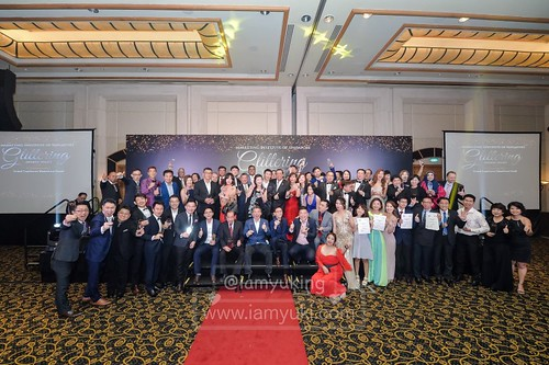 Best Personal Brand Award 201712Marketing Institute of Singapore | by iamyuking