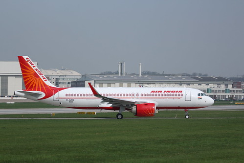 A320neo Air India VT-CIN | by XFW-Spotter