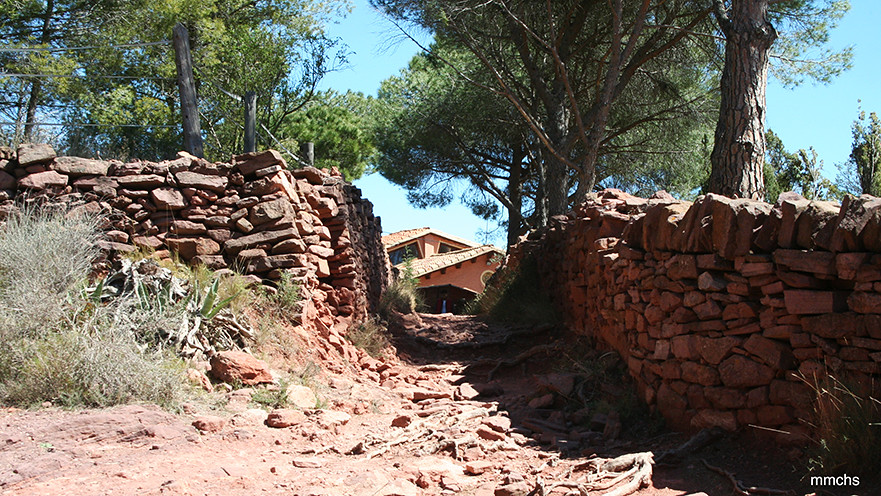 El Garbí sierra Calderona