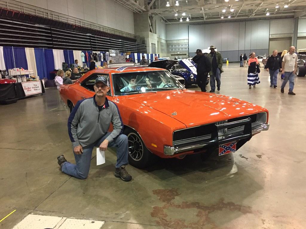 Dodge Charger General Lee Ocean City Cruisin Flickr - Ocean city car show 2018