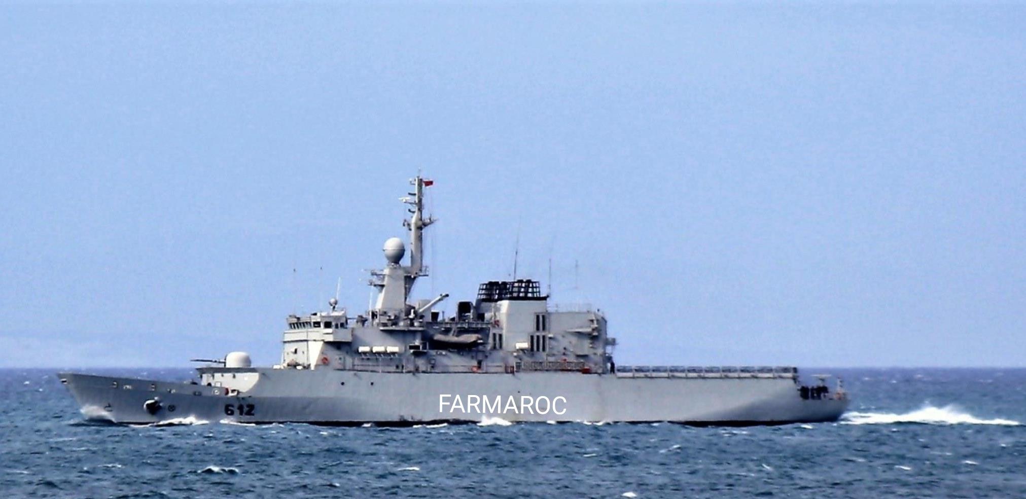 Royal Moroccan Navy Floréal Frigates / Frégates Floréal Marocaines - Page 13 42340224612_d9ed080066_o