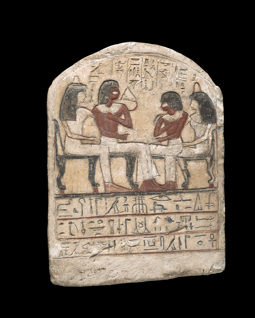 Ancient egypt learning resources learn horniman museum and gardens the names of the four people pictured are written above their heads they are shown smelling lotus flowers in the egyptian creation myth the sun rose izmirmasajfo