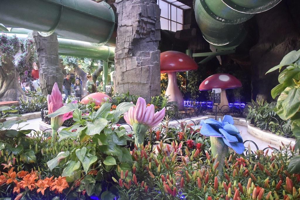 Marina D´or – Jardín Encantado