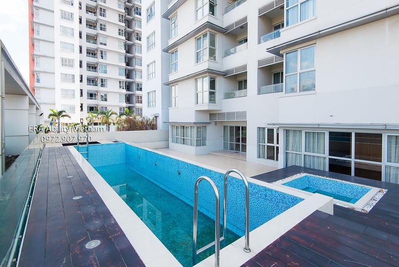 căn hộ Everich quận 10 hồ bơi riêng