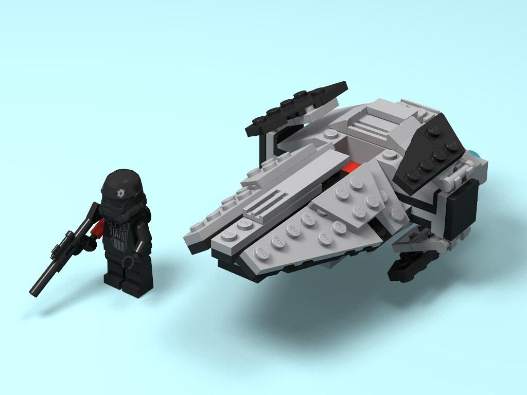 R Battlefront The Corvus | Seen in S...