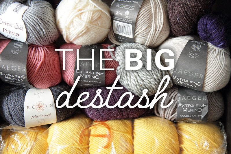 The Big Destash