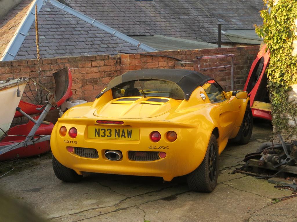 1999 Lotus Elise | Alan Gold | Flickr